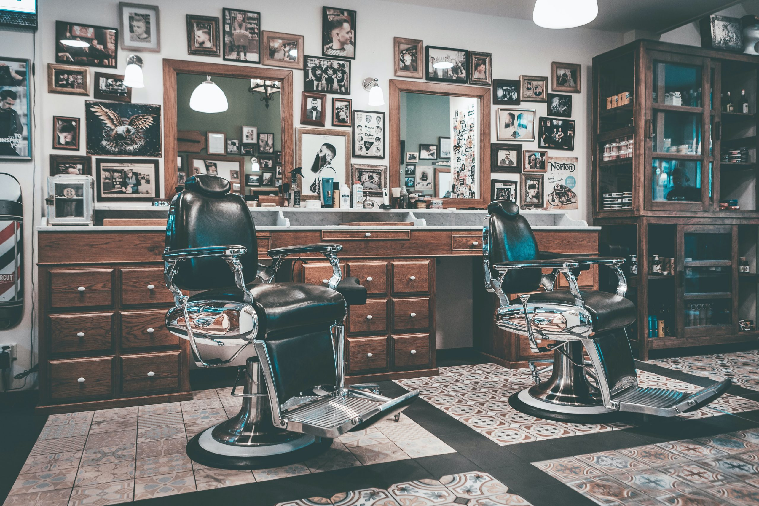 Salons & Barbers