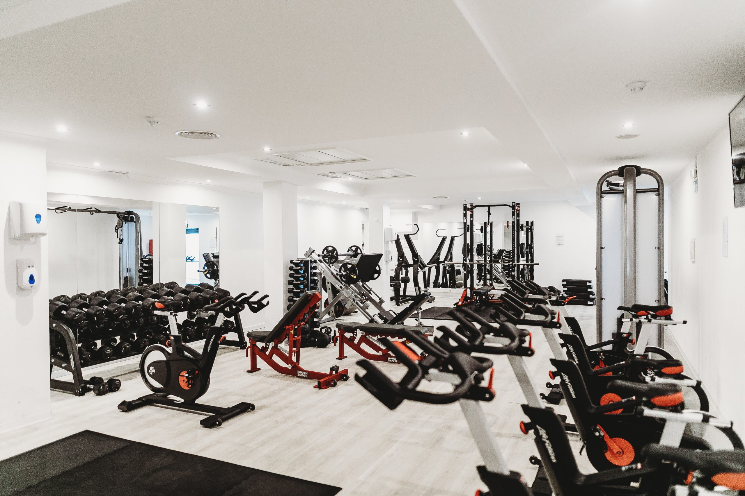 Gyms & leisure Centres