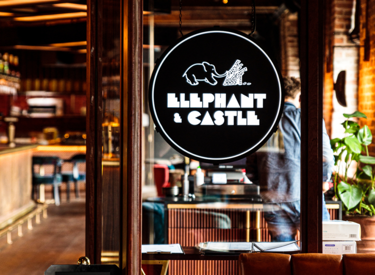 elephant and castle at the mayson hotel dublin