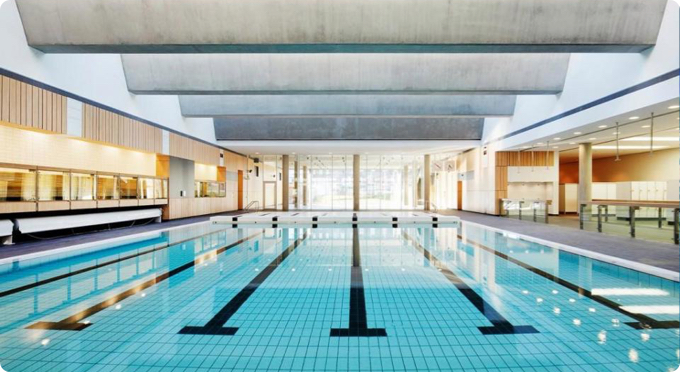 Swan leisure centre swimming pool